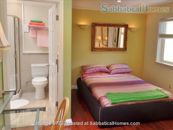 Beautiful Northside Mediterranean Townhome - 2 BR, 3 BA - Work/Study/Teach from Home! Home Rental in Berkeley, California, United States 9