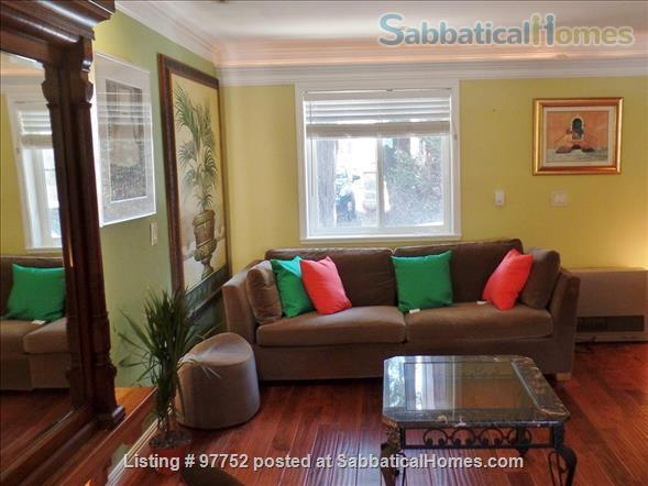 Beautiful Northside Mediterranean Townhome - 2 BR, 3 BA - Work/Study/Teach from Home! Home Rental in Berkeley, California, United States 0