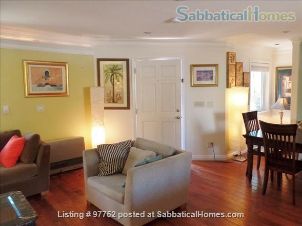 Beautiful Northside Mediterranean Townhome - 2 BR, 3 BA - Work/Study/Teach from Home! Home Rental in Berkeley, California, United States 2