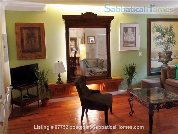 Beautiful Northside Mediterranean Townhome - 2 BR, 3 BA - Work/Study/Teach from Home! Home Rental in Berkeley, California, United States 3