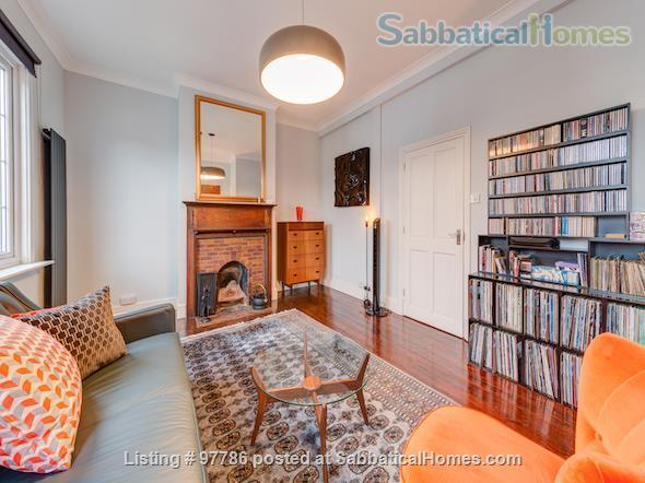 Lovely, spacious 3 bedroom flat in Central London, close to parks Home Exchange in  2