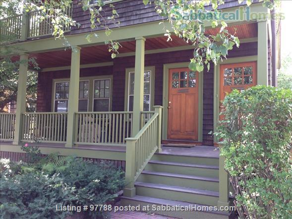Lovely Furnished West Cambridge  Two Bedroom ( utilities included) Home Rental in Cambridge, Massachusetts, United States 1