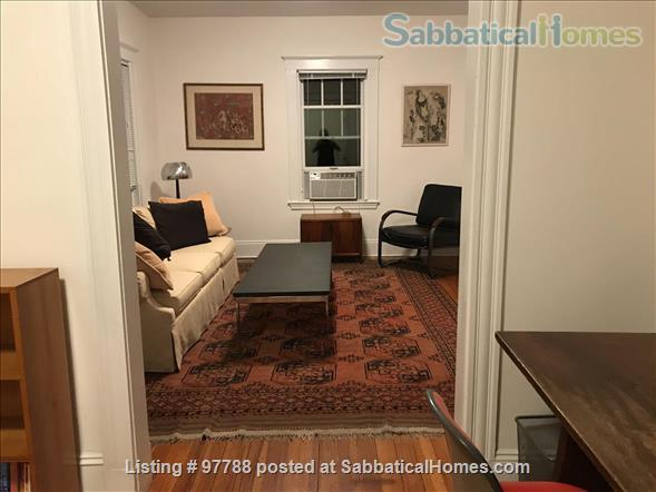 Lovely Furnished West Cambridge  Two Bedroom ( utilities included) Home Rental in Cambridge, Massachusetts, United States 0