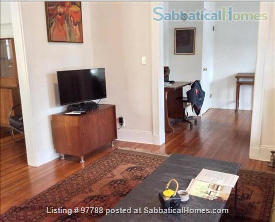Lovely Furnished West Cambridge  Two Bedroom ( utilities included) Home Rental in Cambridge, Massachusetts, United States 3