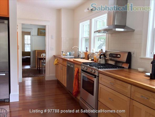 Lovely Furnished West Cambridge  Two Bedroom ( utilities included) Home Rental in Cambridge, Massachusetts, United States 4