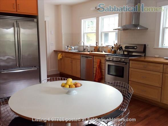 Lovely Furnished West Cambridge  Two Bedroom ( utilities included) Home Rental in Cambridge, Massachusetts, United States 5