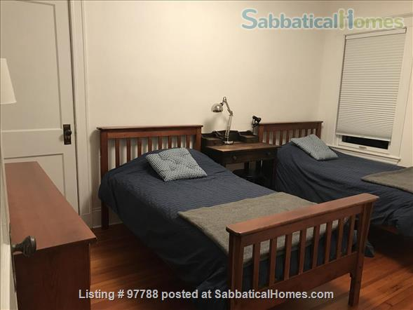 Lovely Furnished West Cambridge  Two Bedroom ( utilities included) Home Rental in Cambridge, Massachusetts, United States 7