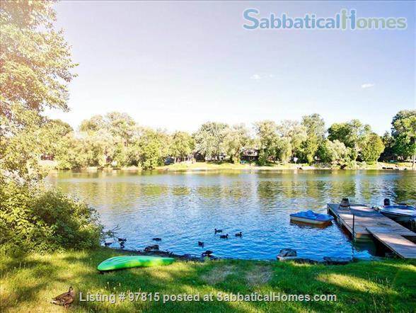 Executive Waterfront Home in Peterborough Home Rental in Peterborough, Ontario, Canada 3