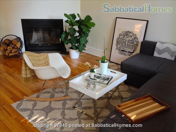 Lovely 1 BR apt in the Plateau/Parc La Fontaine  Home Rental in Montreal, Quebec, Canada 3
