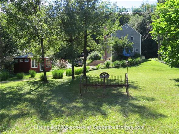 """""""Stepaside House""""   in the Berkshires Western Massachusetts Home Rental in Chester, Massachusetts, United States 1"""