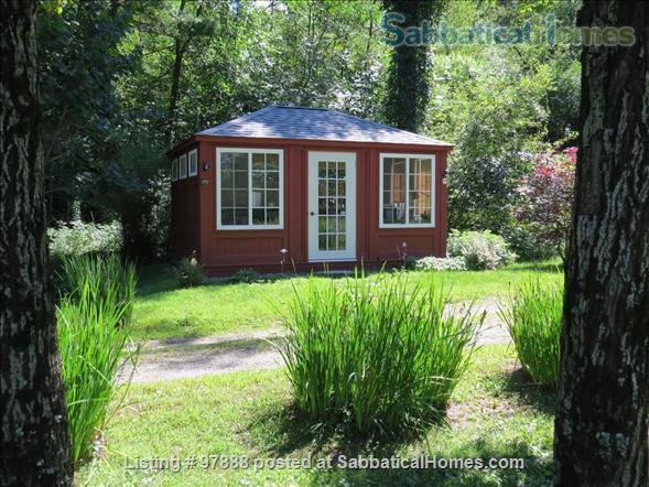 """""""Stepaside House""""   in the Berkshires Western Massachusetts Home Rental in Chester, Massachusetts, United States 0"""