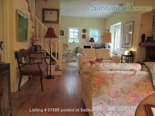 """""""Stepaside House""""   in the Berkshires Western Massachusetts Home Rental in Chester, Massachusetts, United States 3"""