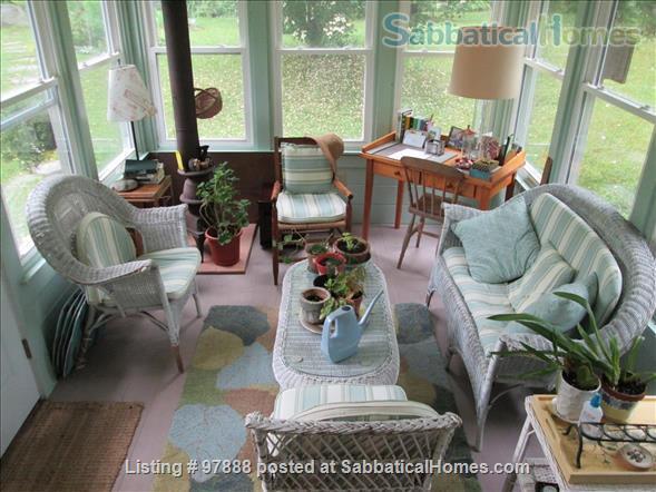 """""""Stepaside House""""   in the Berkshires Western Massachusetts Home Rental in Chester, Massachusetts, United States 4"""