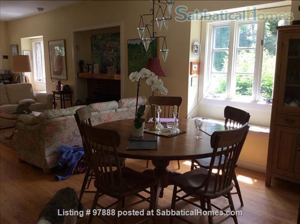 """""""Stepaside House""""   in the Berkshires Western Massachusetts Home Rental in Chester, Massachusetts, United States 5"""