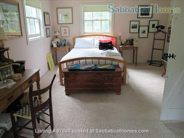 """""""Stepaside House""""   in the Berkshires Western Massachusetts Home Rental in Chester, Massachusetts, United States 6"""
