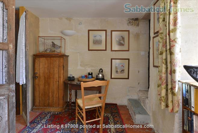 le jardin secret - a secret garden in the heart of the old town, Arles, Camargue/Provence Home Rental in Arles, PACA, France 0