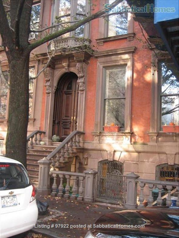 two bedroom garden apartment in Brooklyn Heights Home Rental in Brooklyn, New York, United States 1