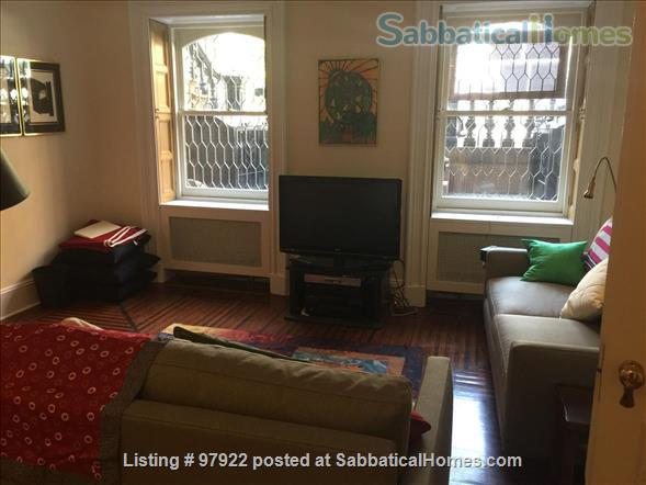 two bedroom garden apartment in Brooklyn Heights Home Rental in Brooklyn, New York, United States 2
