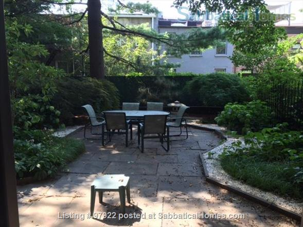 two bedroom garden apartment in Brooklyn Heights Home Rental in Brooklyn, New York, United States 8