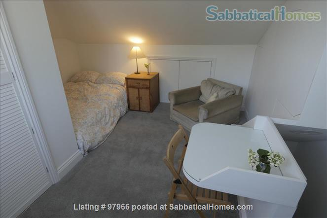 Sunny Attic Room with Ensuite in Newly Refurbished Flat Home Rental in Greater London, England, United Kingdom 0