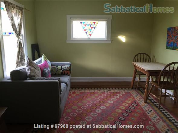 Cheery, tranquil, garden cottage in Berkeley, 7 minute walk to West edge of Campus Home Rental in Berkeley, California, United States 3