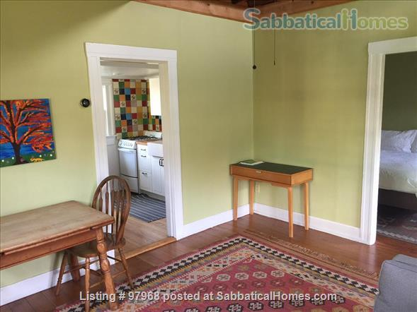 Cheery, tranquil, garden cottage in Berkeley, 7 minute walk to West edge of Campus Home Rental in Berkeley, California, United States 5