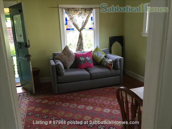 Cheery, tranquil, garden cottage in Berkeley, 7 minute walk to West edge of Campus Home Rental in Berkeley, California, United States 7