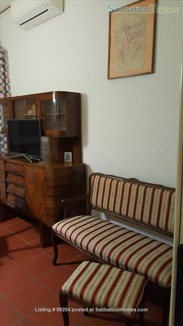 AC & RENOVATED-SUNNY 1 BIG BEDROOM at LUGO HISTORICAL. 4 sleepings- Home Rental in Lugo, Emilia-Romagna, Italy 7