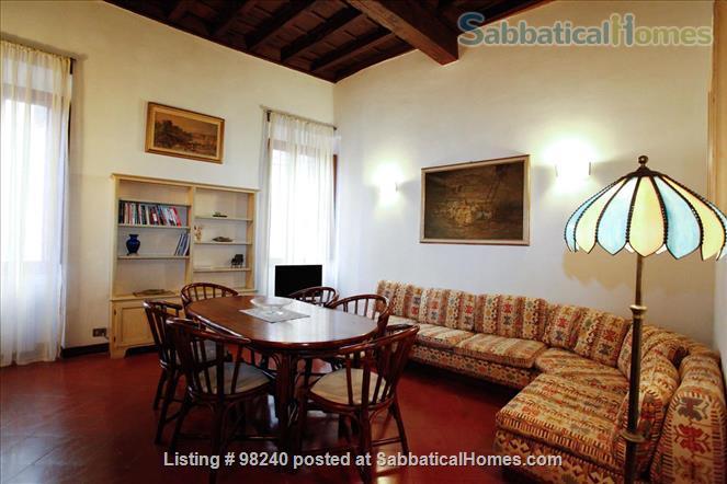 Charming 1 bedroom  near Piazza Navona & Vatican! Home Rental in Roma, Lazio, Italy 1