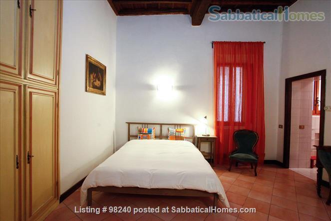 Charming 1 bedroom  near Piazza Navona & Vatican! Home Rental in Roma, Lazio, Italy 4