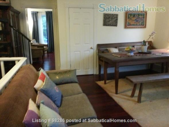 Lovely spacious Leslieville home.           Self contained Apartment  Home Rental in Toronto, Ontario, Canada 0