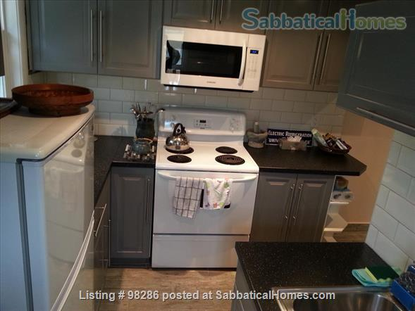 Lovely spacious Leslieville home.           Self contained Apartment  Home Rental in Toronto, Ontario, Canada 2