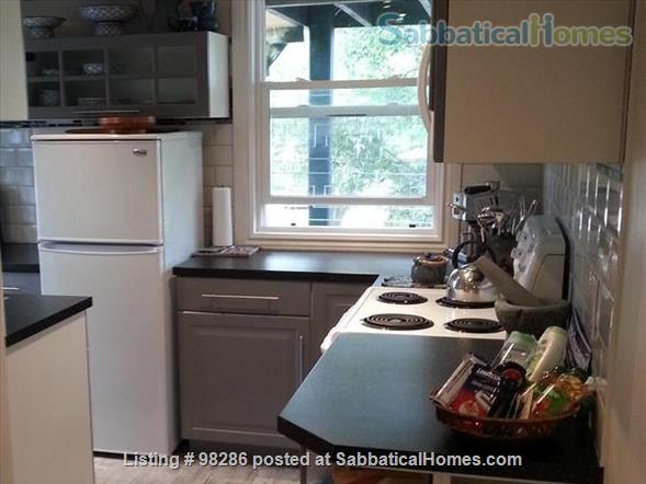 Lovely spacious Leslieville home.           Self contained Apartment  Home Rental in Toronto, Ontario, Canada 3