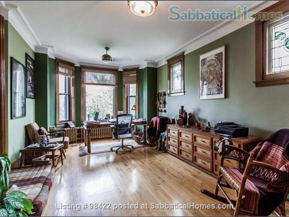Beautiful fully furnished 3 BR condo in Montreal (Plateau) Home Rental in Montreal, Quebec, Canada 2