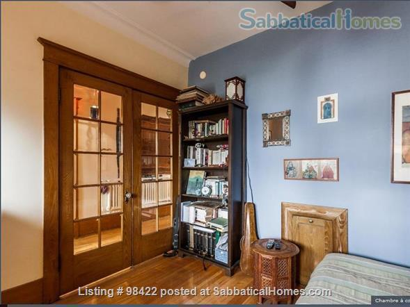Beautiful fully furnished 3 BR condo in Montreal (Plateau) Home Rental in Montreal, Quebec, Canada 4
