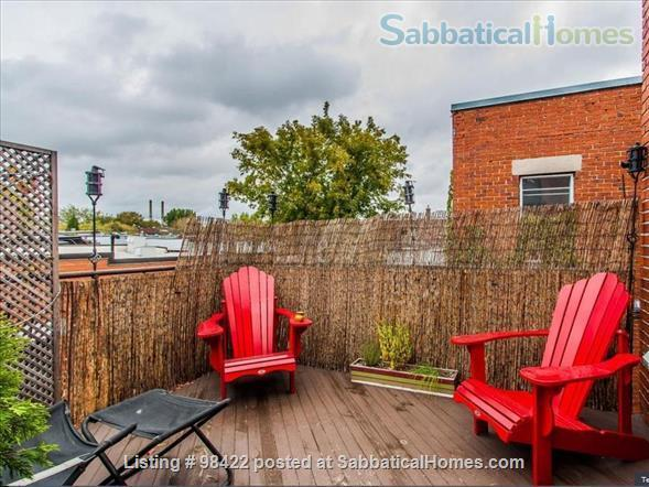 Beautiful fully furnished 3 BR condo in Montreal (Plateau) Home Rental in Montreal, Quebec, Canada 8