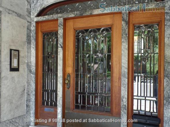 Elegant 1 BR in Classic 1920s Building, College Avenue - Heart of Elmwood Home Rental in Berkeley, California, United States 9