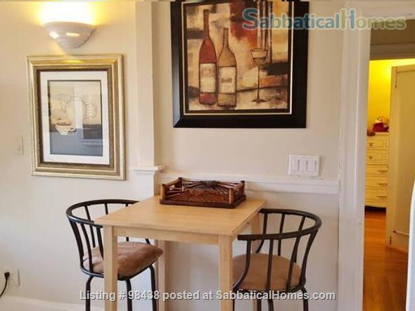 Elegant 1 BR in Classic 1920s Building, College Avenue - Heart of Elmwood Home Rental in Berkeley, California, United States 5
