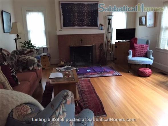 Lovely duplex -  ground floor apartment Home Rental in Portland, Oregon, United States 1