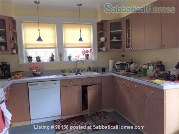 Lovely duplex -  ground floor apartment Home Rental in Portland, Oregon, United States 4