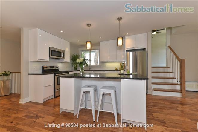LONDON ONTARIO-TOTALLY RENOVATED- walk to campus and hospitals, main floor master with ensuite Home Rental in London, Ontario, Canada 7