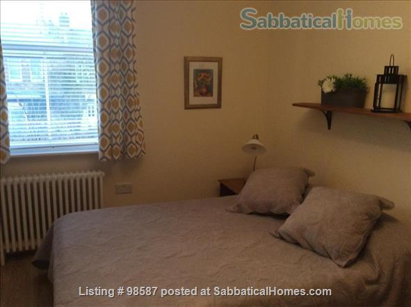 Ensuite room in lovely  Edwardian house, NW London Home Rental in Greater London, England, United Kingdom 2