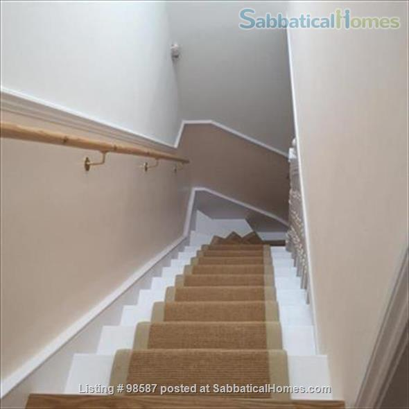 Ensuite room in lovely  Edwardian house, NW London Home Rental in Greater London, England, United Kingdom 3