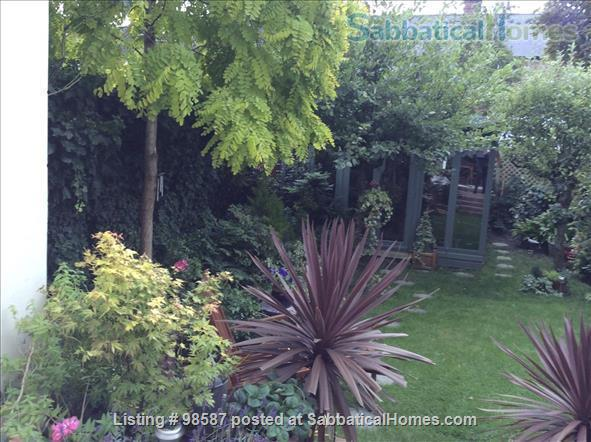 Ensuite room in lovely  Edwardian house, NW London Home Rental in Greater London, England, United Kingdom 5