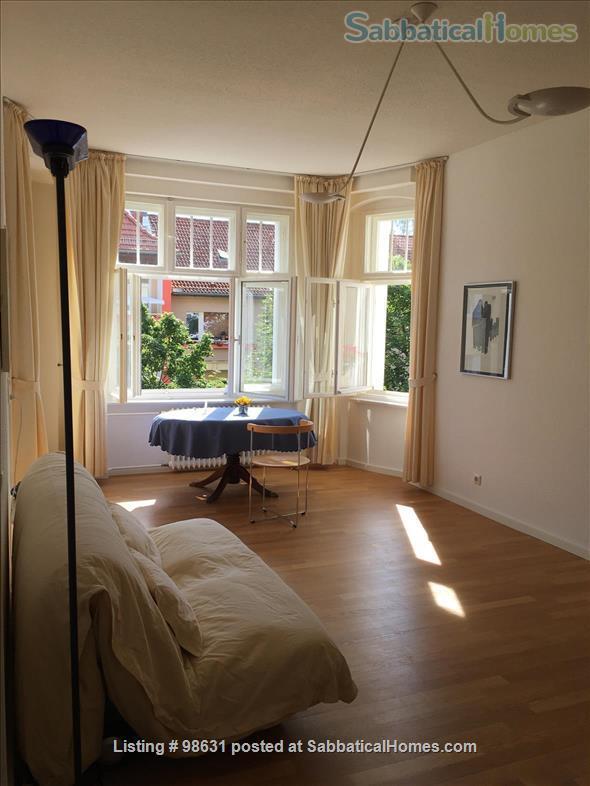 1-room-appartment full of light in Steglitz Home Rental in Berlin, Berlin, Germany 2
