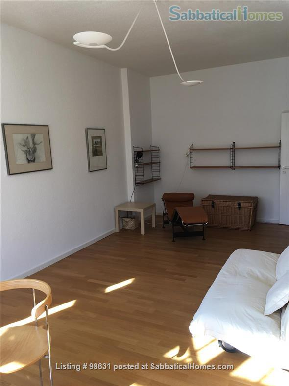 1-room-appartment full of light in Steglitz Home Rental in Berlin, Berlin, Germany 1