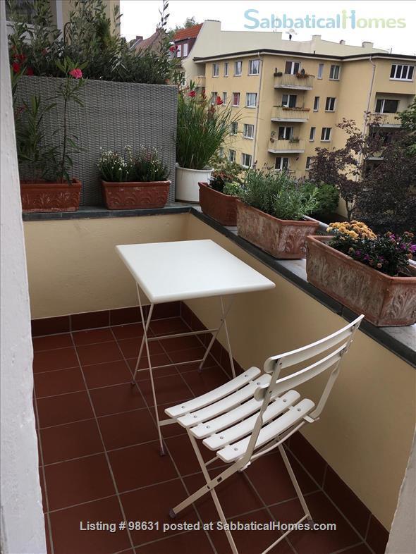 1-room-appartment full of light in Steglitz Home Rental in Berlin, Berlin, Germany 5