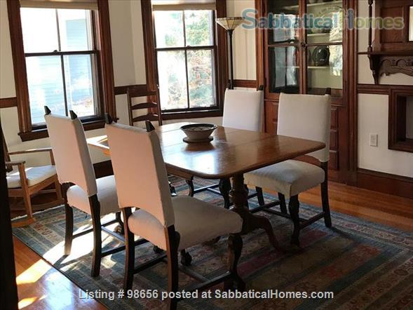 JANUARY 2022  onward  ~  elegant  2 Bedrooms or Bedroom + Study  Furnished for comfort & elegance, 15 windows sunny 1250 sq ft   ~location great  3  blocks to Harvard  Sq & walk to MIT ~ nr T ~    Home Rental in Cambridge, Massachusetts, United States 0