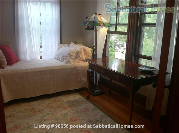 JANUARY 2022  onward  ~  elegant  2 Bedrooms or Bedroom + Study  Furnished for comfort & elegance, 15 windows sunny 1250 sq ft   ~location great  3  blocks to Harvard  Sq & walk to MIT ~ nr T ~    Home Rental in Cambridge, Massachusetts, United States 3