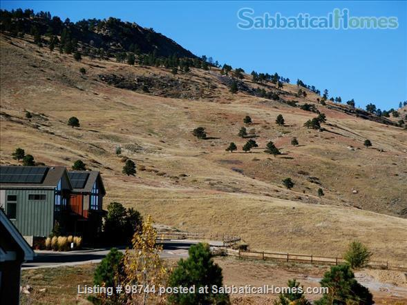 ALL NEW.  Gorgeous, fully-furnished 2-bedroom Condo in North Boulder Home Rental in Boulder, Colorado, United States 7
